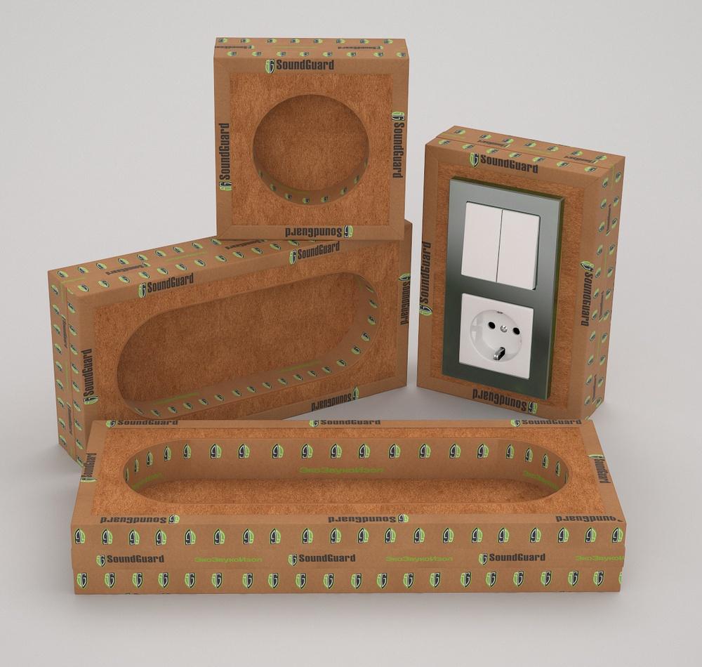 Короба звукоизоляционные soundguard